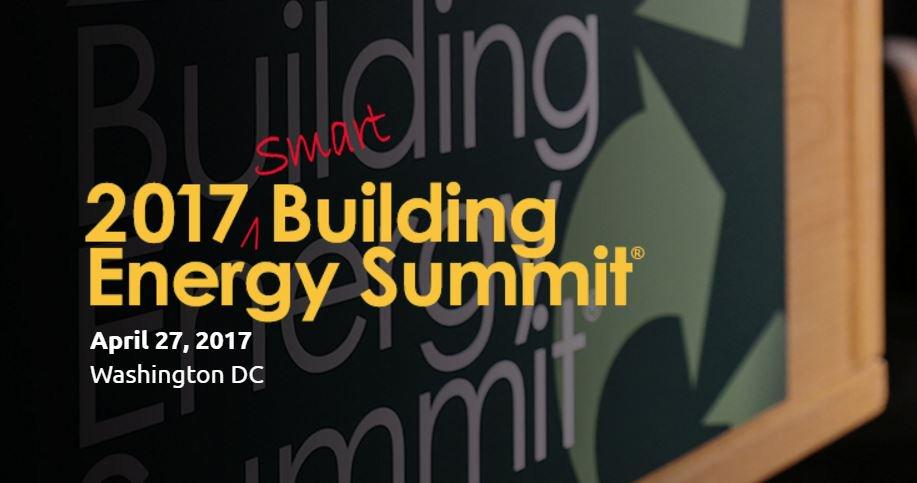 2017 Smart Building Energy Summit
